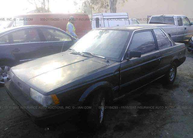 1989 Nissan Sentra For Sale In Fontana Ca Jn1gb22s6ku557979