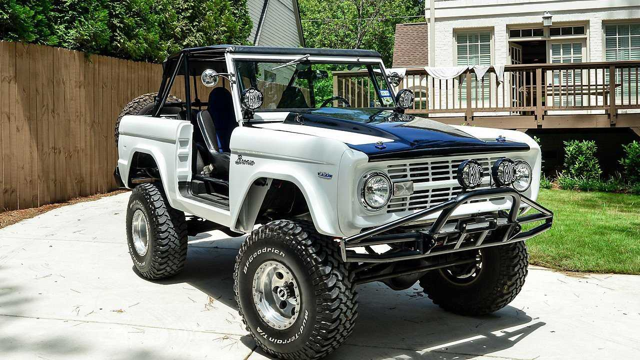 Ford Bronco For Sale 1980 Cruise Control 1977