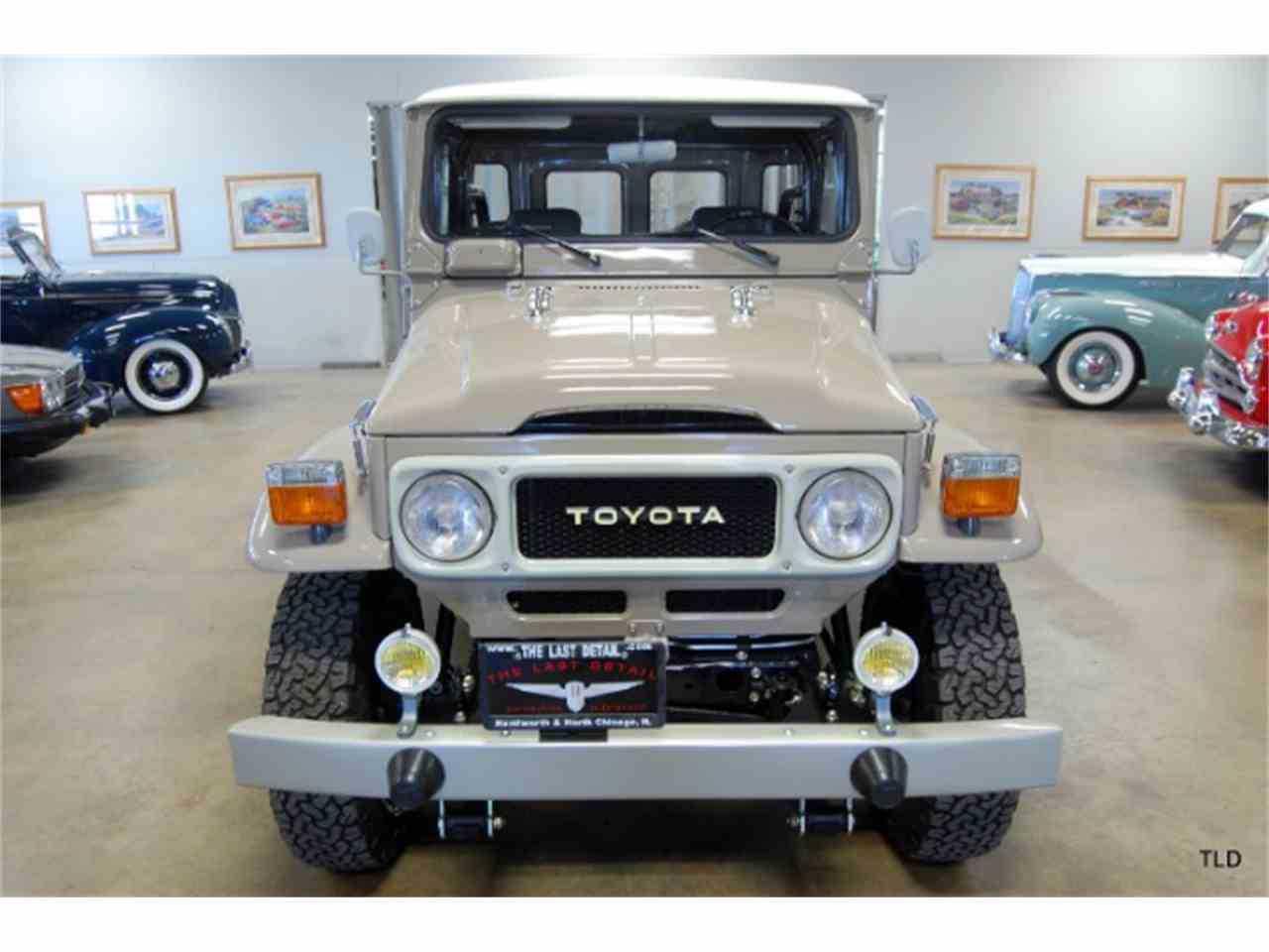 1983 Toyota Land Cruiser Fj For Sale In North Chicago Il