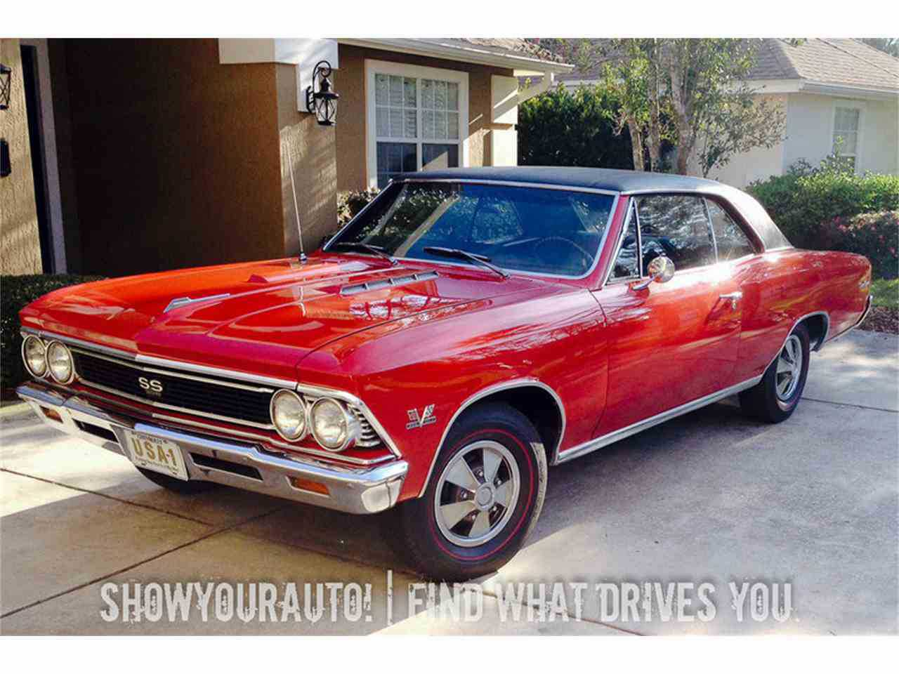 1966 Chevrolet Chevelle Ss For Sale In Grayslake Il 396