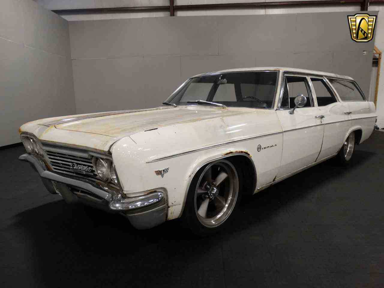 1966 Chevrolet Impala For Sale In O Fallon Il Gcclou1876 Station Wagon