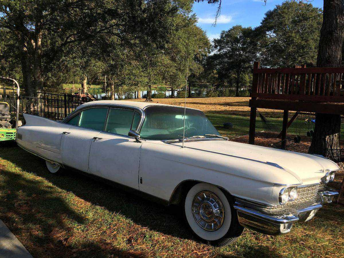 1960 Cadillac Fleetwood for sale in New Orleans, LA | 60M11614