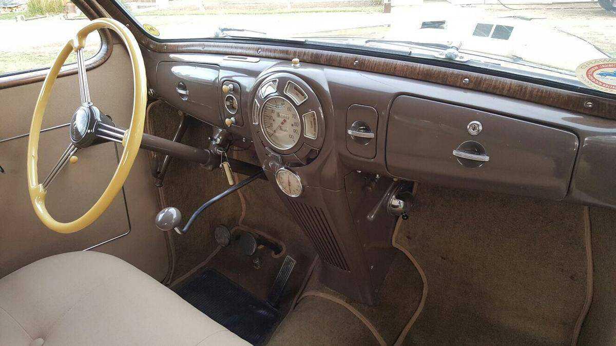 1938 Lincoln Zephyr For Sale In Farmington Ut H53386