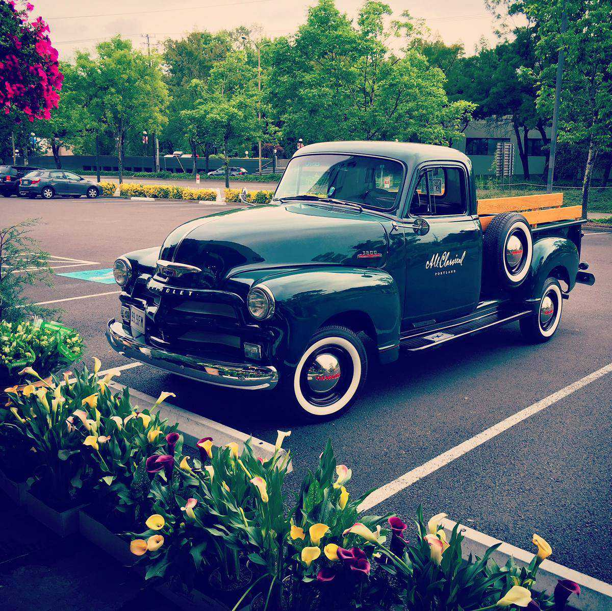 1954 Chevrolet 3600 For Sale In Portland Or J54j024041 Truck Paint Colors