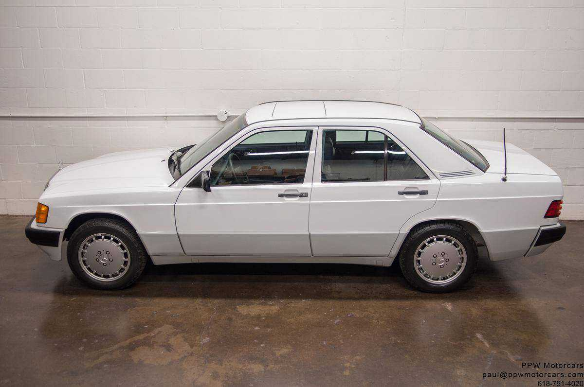 1989 Mercedes Benz 190e For Sale In Saint Charles Mo