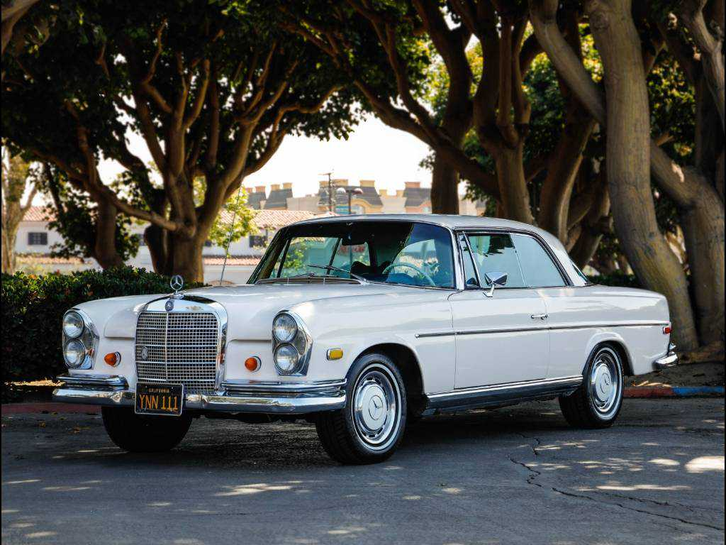 1969 Mercedes Benz 280se For Sale In Marina Del Rey Ca W108 Engine Parts Diagram