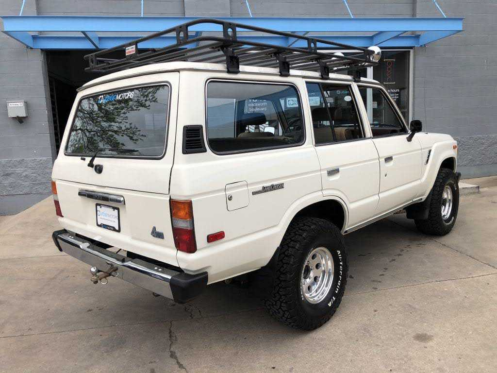 1984 Toyota Land Cruiser for sale in Lakewood, CO | JT3FJ60GXE1123477