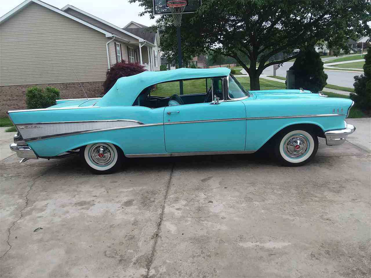 1957 Chevrolet Bel Air Convertible For Sale In Vc57f129216 Chevy Bellaire
