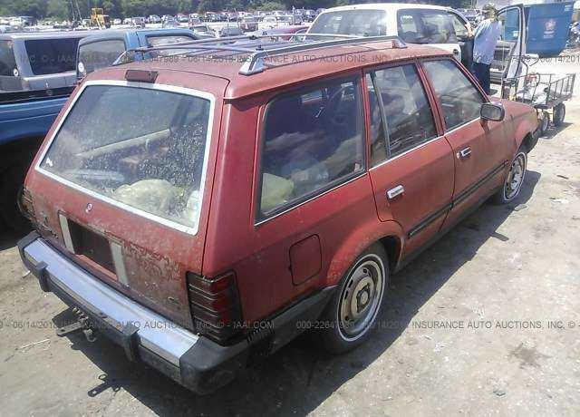 1988 FORD ESCORT for sale in Simpsonville, SC