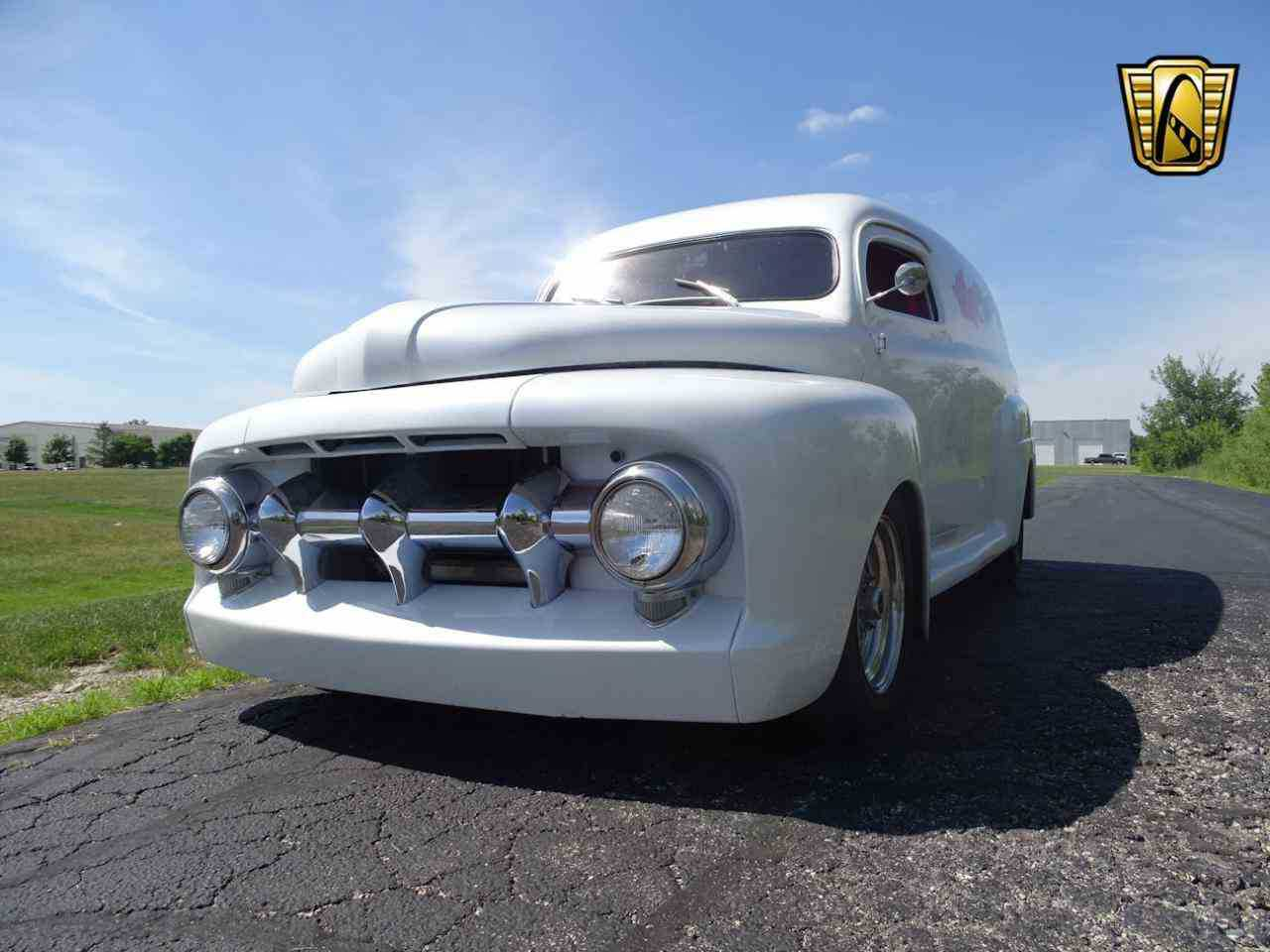 1951 Ford Panel Truck For Sale In Indianapolis Gccndy1060 Chevy