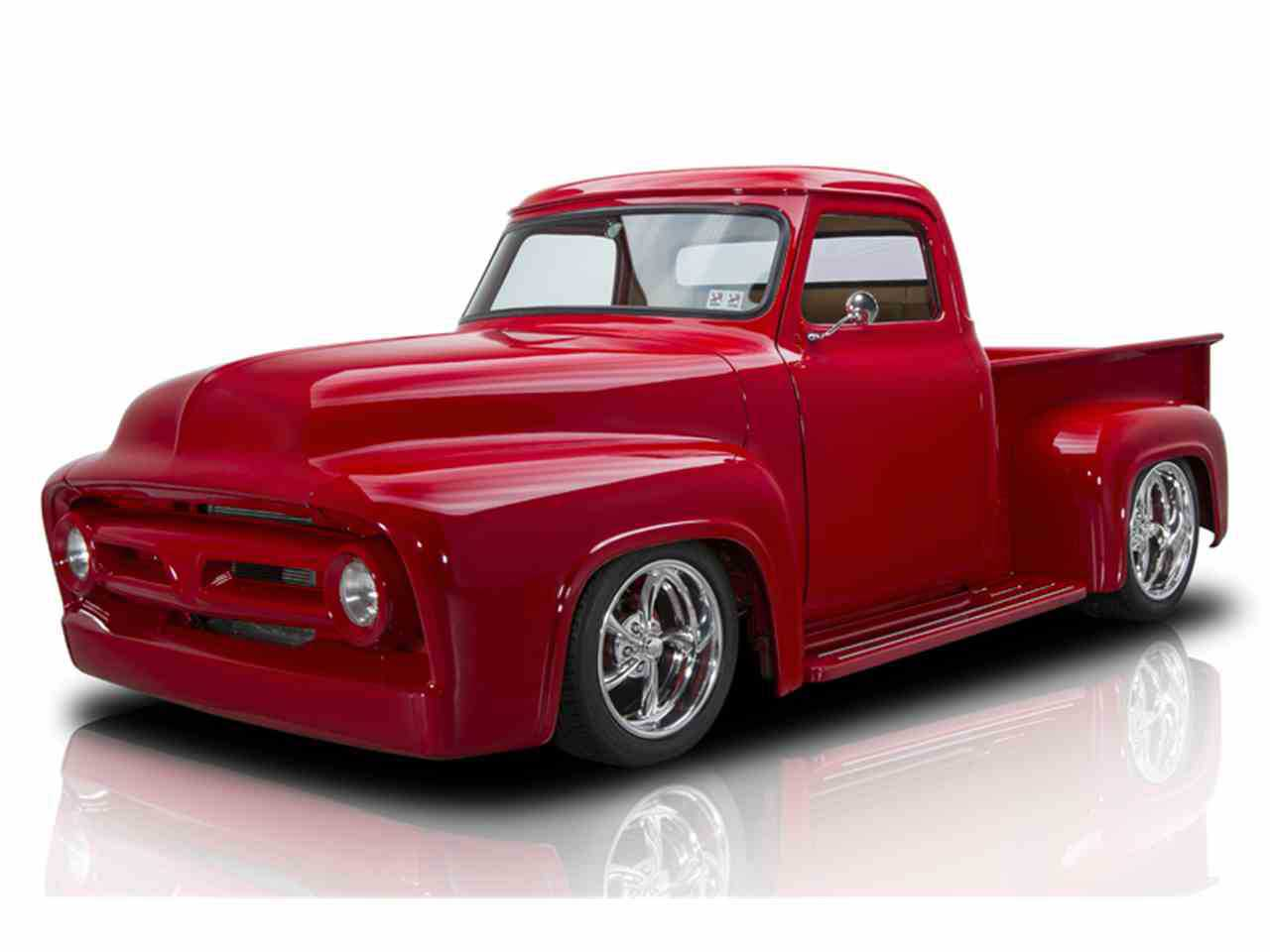 Ford F100 For Sale In Fletcher Nc 1955 Lifted 1953