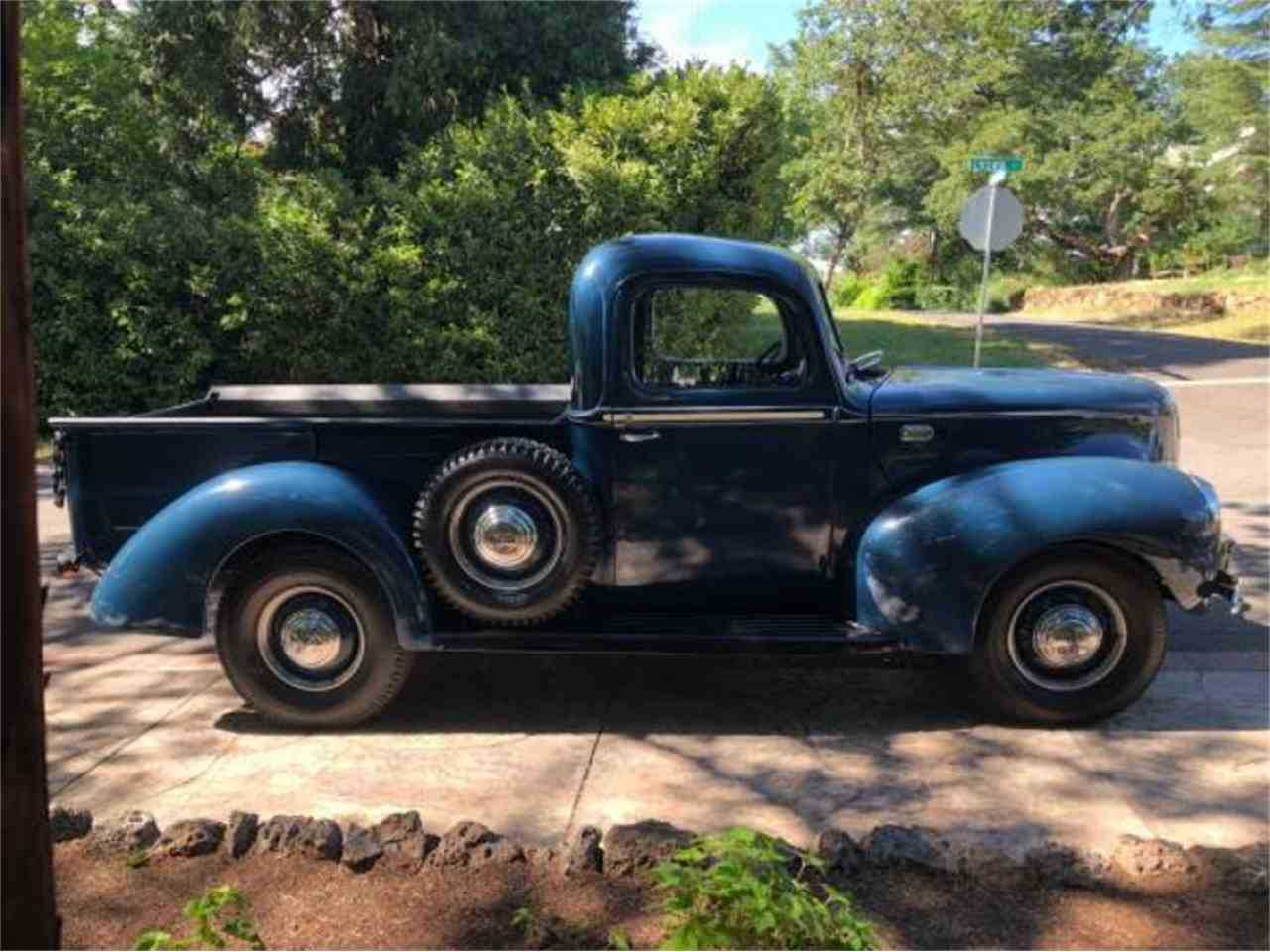 1941 Ford Pickup For Sale In 3 4 Ton Truck