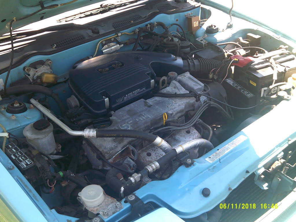 1989 Nissan Pulsar for sale in , | JN1GN34S5KW419624