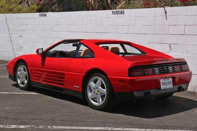 1989 Ferrari 348 For Sale In Newport Beach Ca