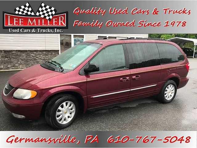 Chrysler TOWN & COUNTRY 2002 $1995.00 incacar.com
