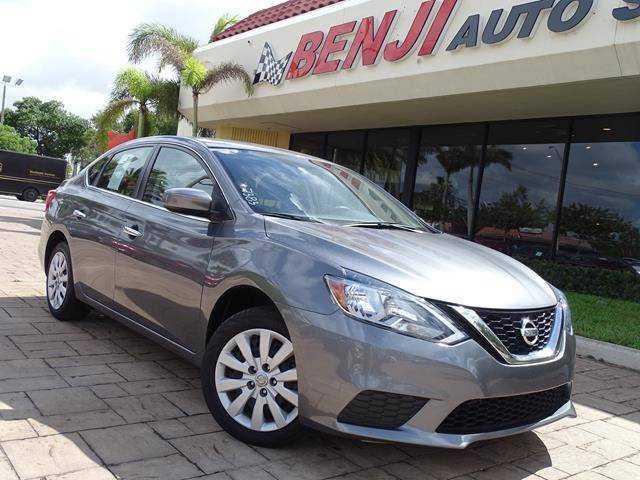Nissan Sentra 2017 $9499.00 incacar.com