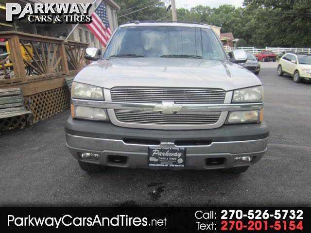 Chevrolet Avalanche 2004 $5900.00 incacar.com