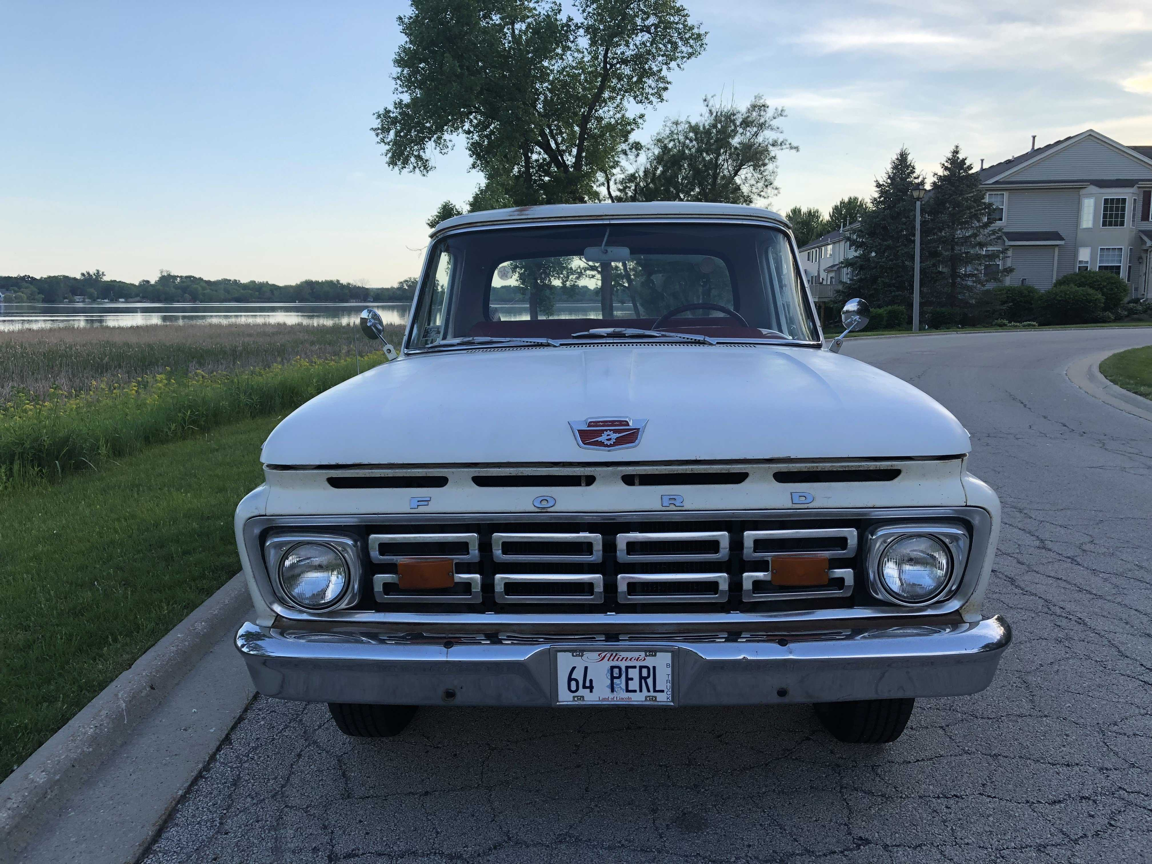 1964 Ford F100 For Sale In Island Lake Il Short Bed