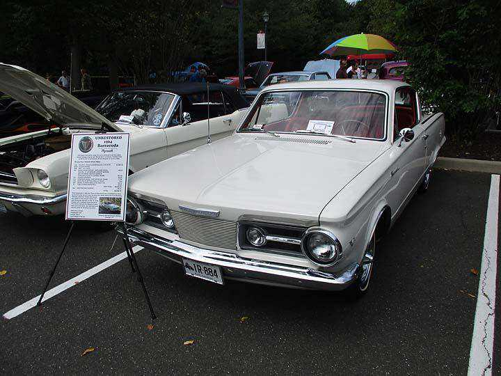 1964 Plymouth Barracuda for sale in Orange, CT   V442703708
