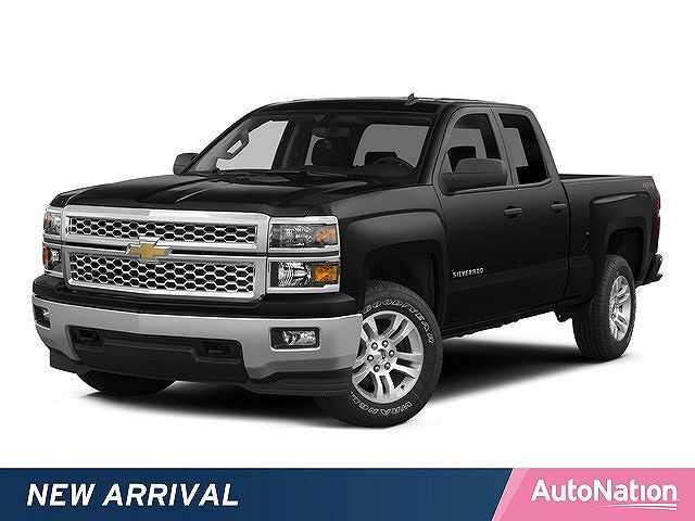 Chevrolet Silverado 2015 $27880.00 incacar.com