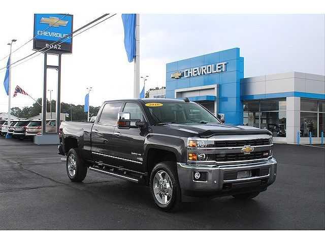 Chevrolet Silverado 2016 $48965.00 incacar.com