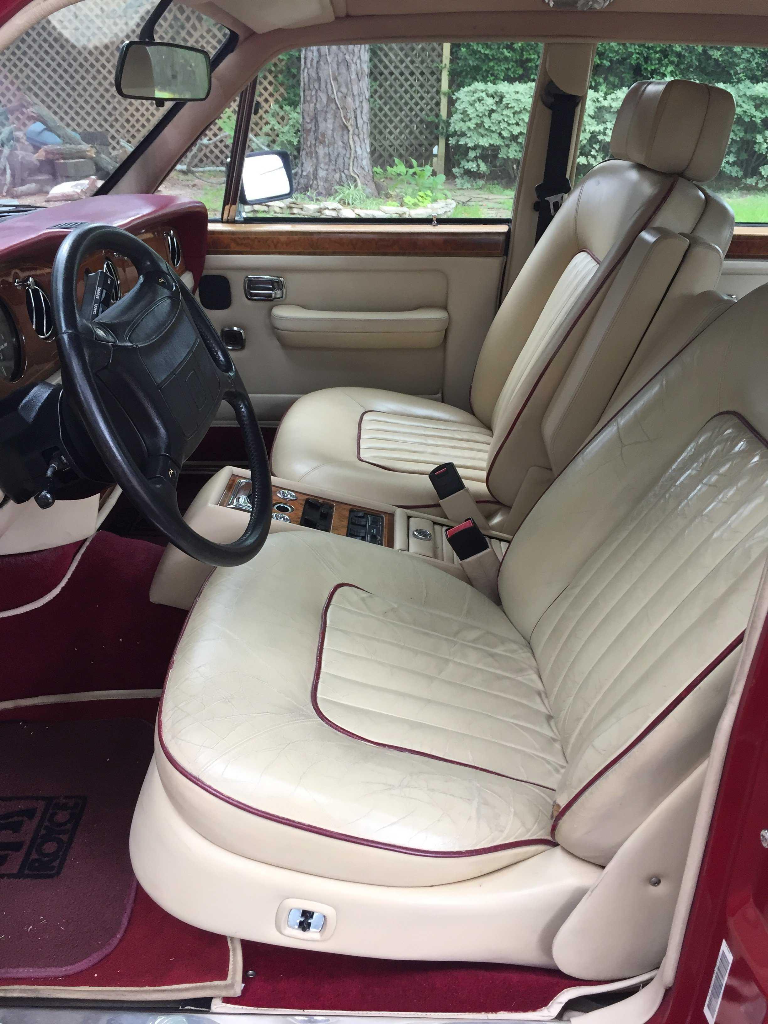 1990 Rolls Royce Silver Spur for sale in Houston TX