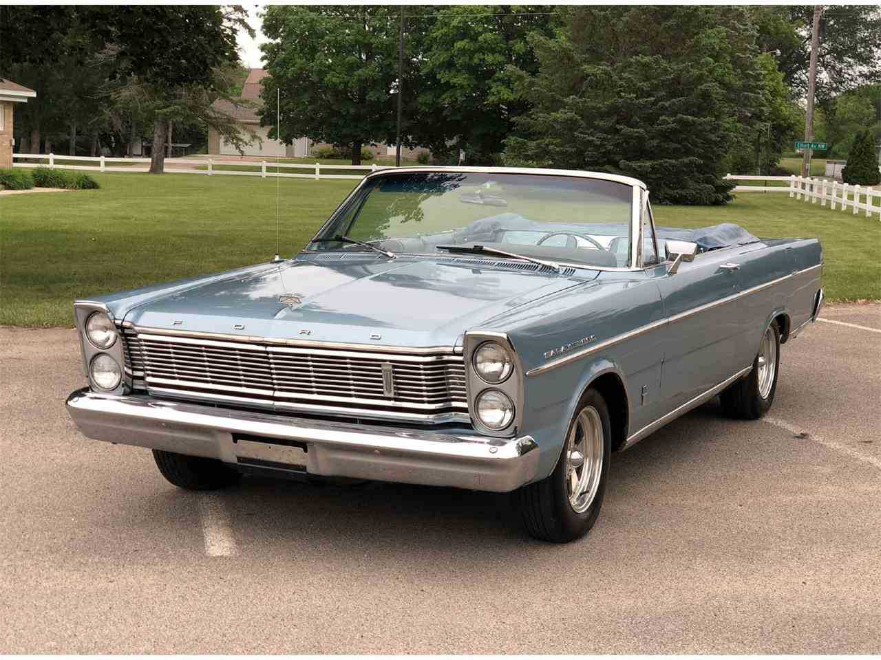 Ford For Sale In St Paul Mn 1964 Ltd Convertible 1965 Galaxie