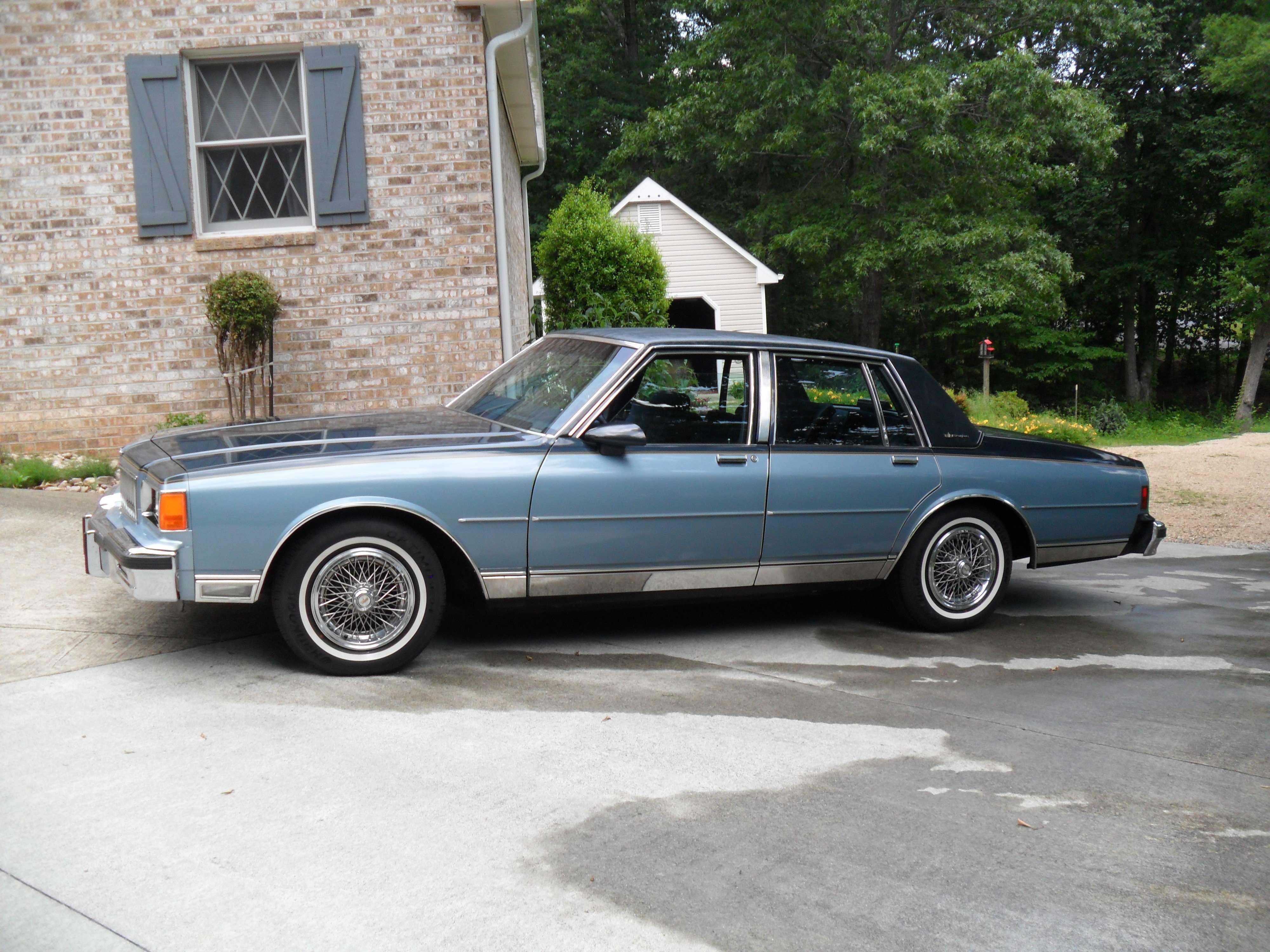 1986 Chevrolet Caprice for sale in Appomattox, VA