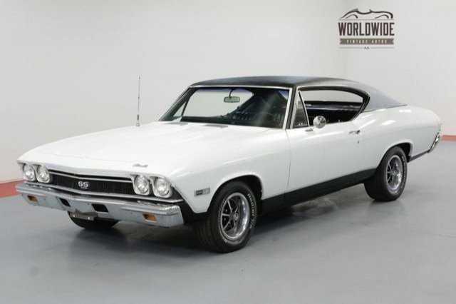 1968 Chevrolet Chevelle For Sale In Denver Co 138378b178205
