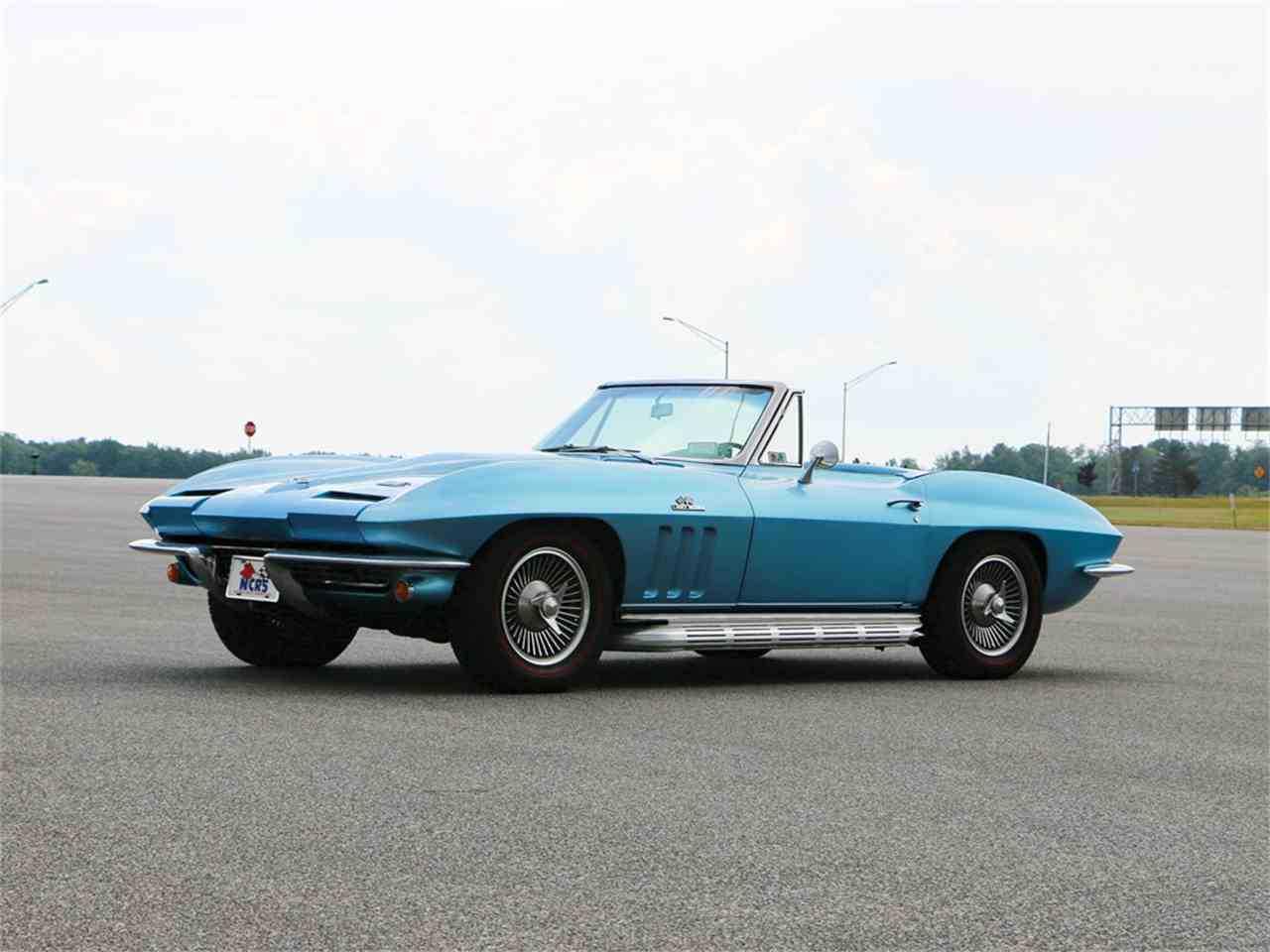 1966 Chevrolet Corvette Sting Ray Coupe For Sale In Auburn