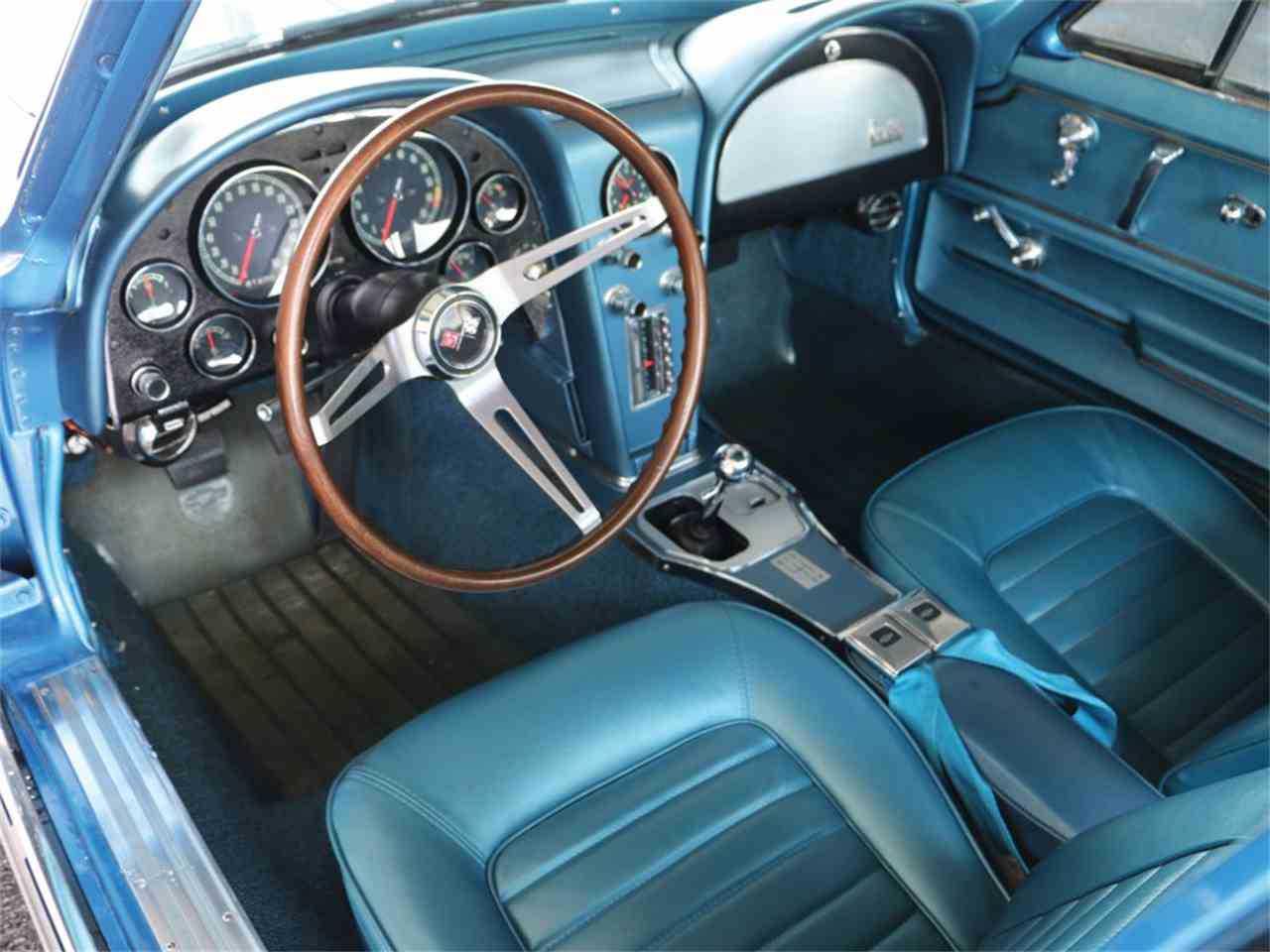 1966 Chevrolet Corvette Stingray For Sale In Auburn 194376s116482 Chevy
