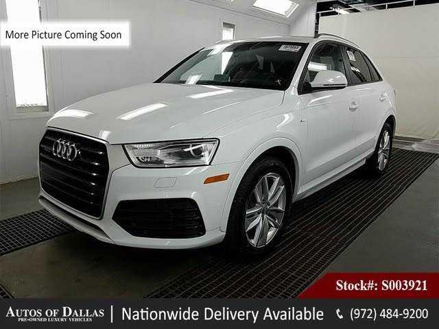 Audi Q For Sale In Plano TX WAECCFSJR - Audi of plano