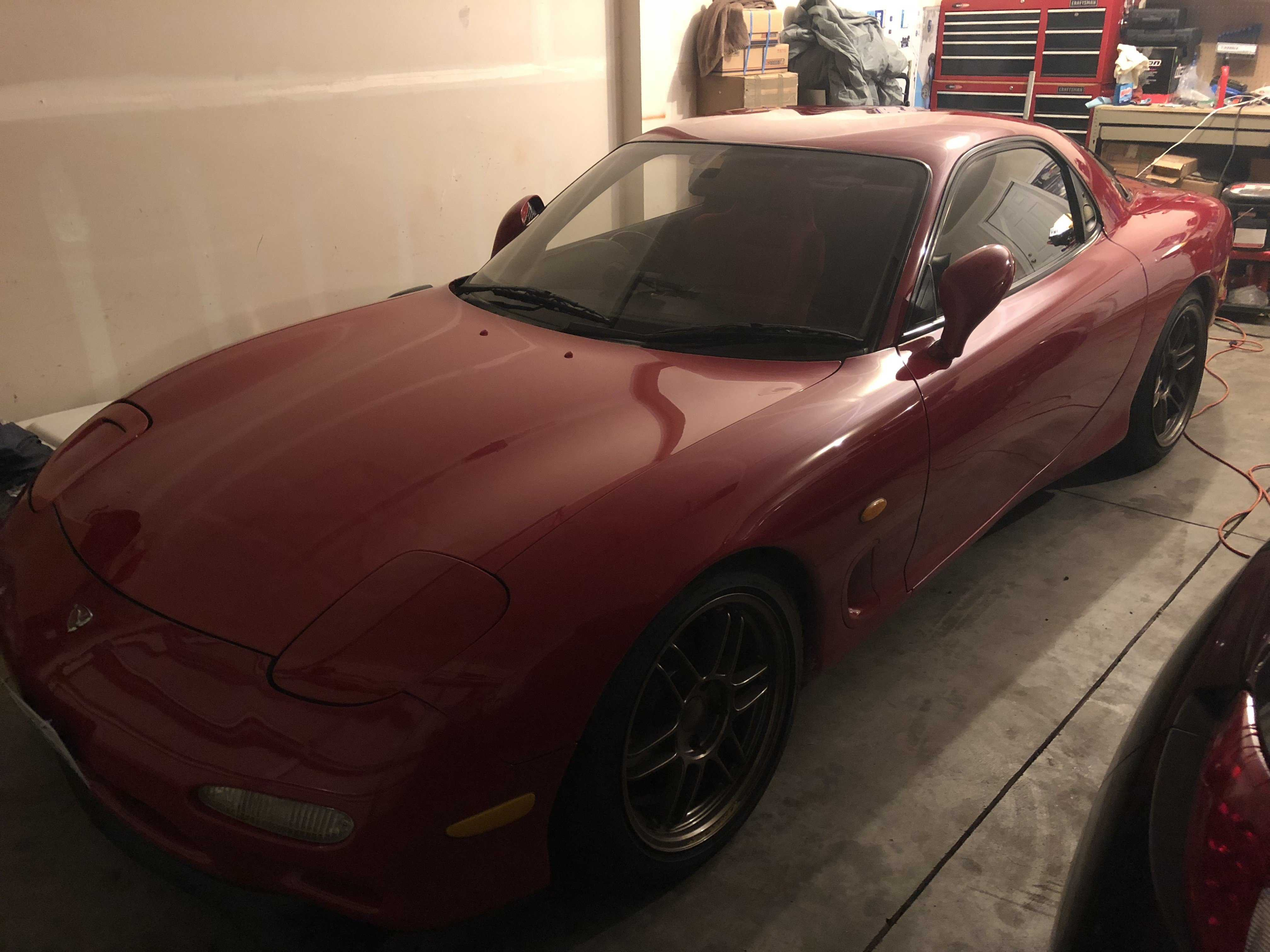 Used Mazda Rx 7 For Sale In Rhode Island 1992 Rx7 Engine