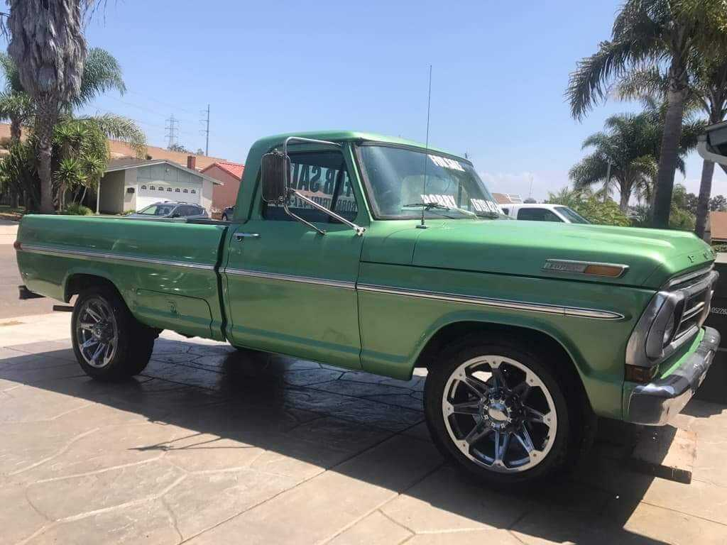 Ford F250 For Sale In Menifee Ca 1961 F 250 4x4 Truck