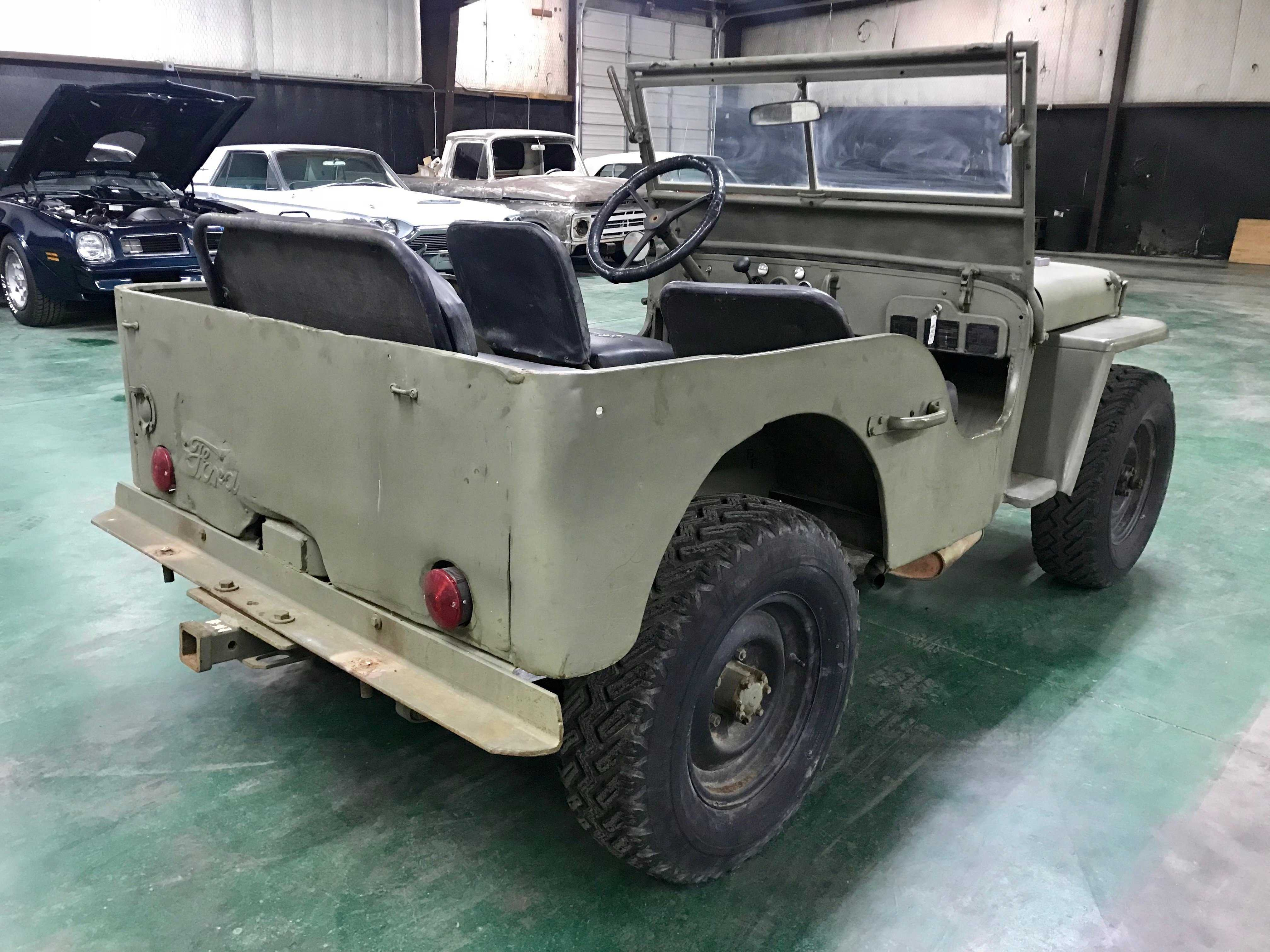 1942 Ford Gpw Jeep Sale ✓ Ford is Your Car
