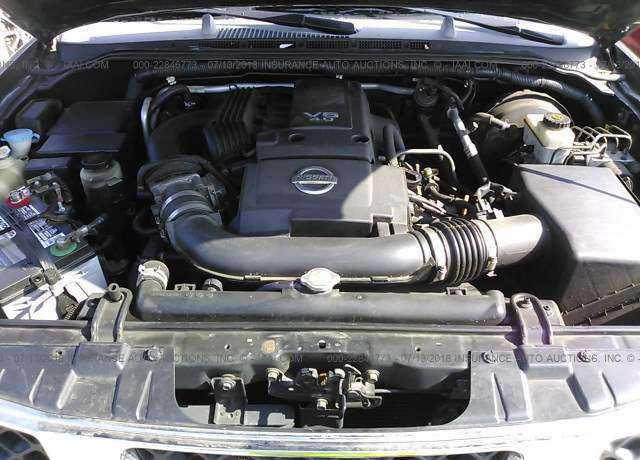 2006 nissan pathfinder transmission/radiator problems