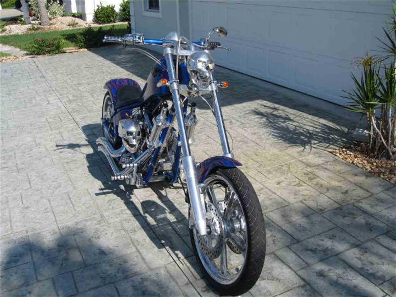 2002 American Ironhorse Texas Chopper for sale in Cadillac, MI |