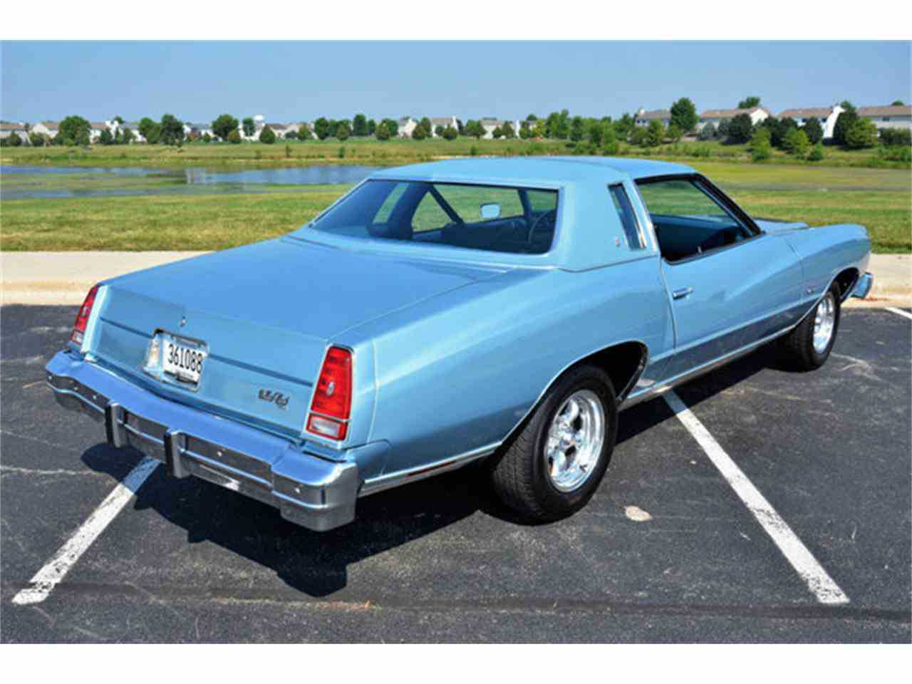 1976 Chevrolet Monte Carlo For Sale In Plainfield Il 1h57v6k459869 Chevy Prev