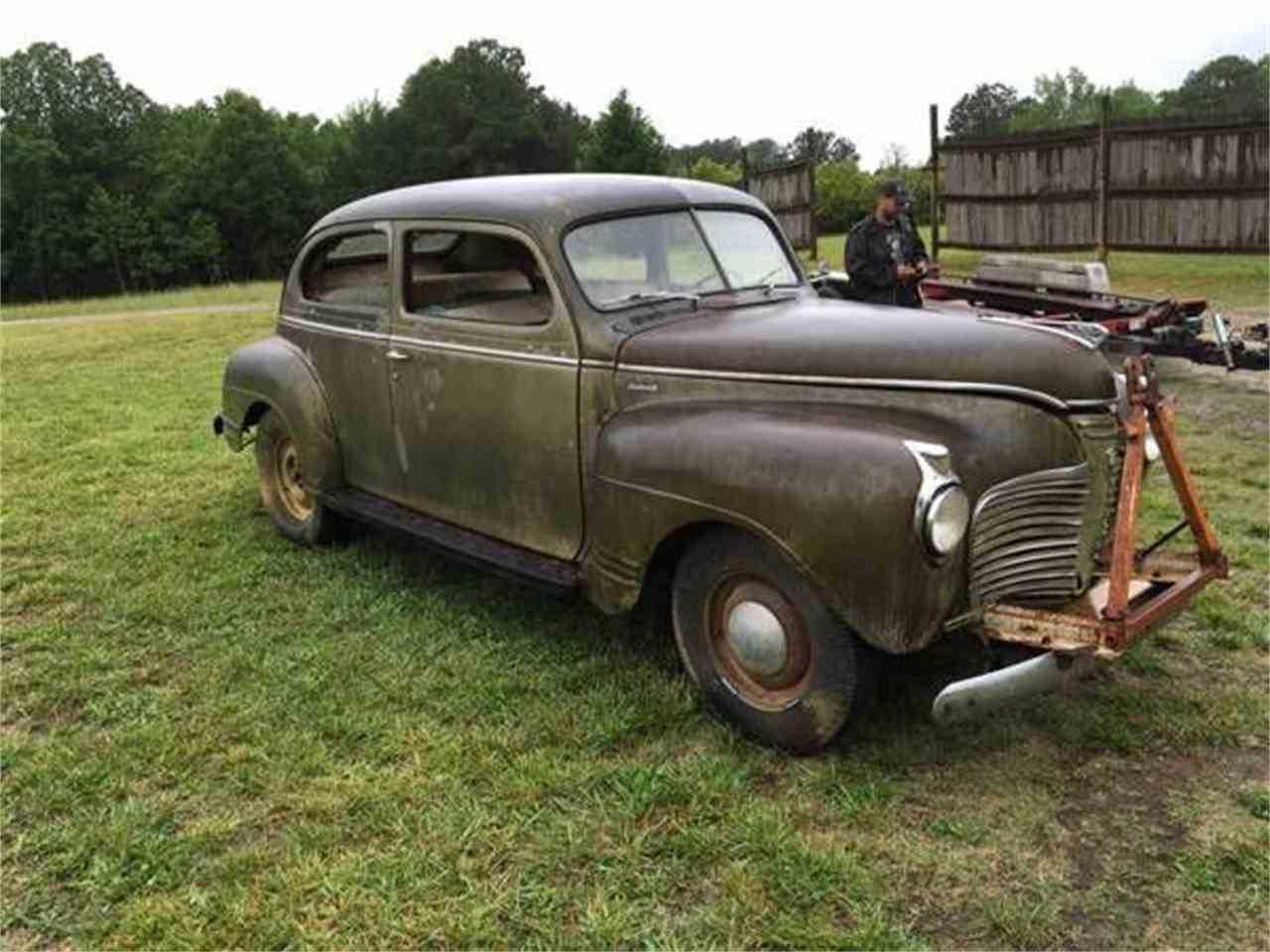 Used 1941 Plymouth Sedan For Sale 4 Door