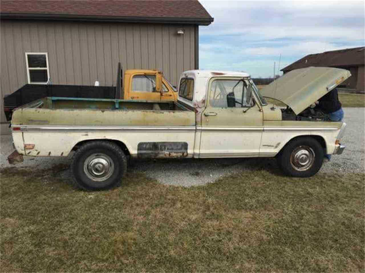 1969 Ford F250 For Sale In Illinois 1971 Highboy 4x4