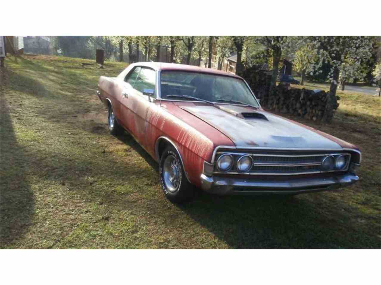 1969 Ford Torino For Sale Gt Convertible