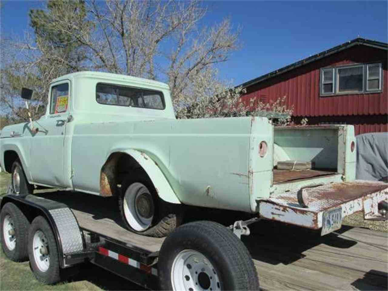 1959 Ford F100 For Sale 1955 Heater
