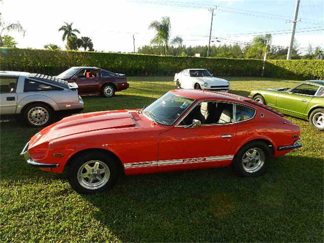 Datsun 240z For Sale In New Jersey 72 Ignition Wiring Diagram 1972