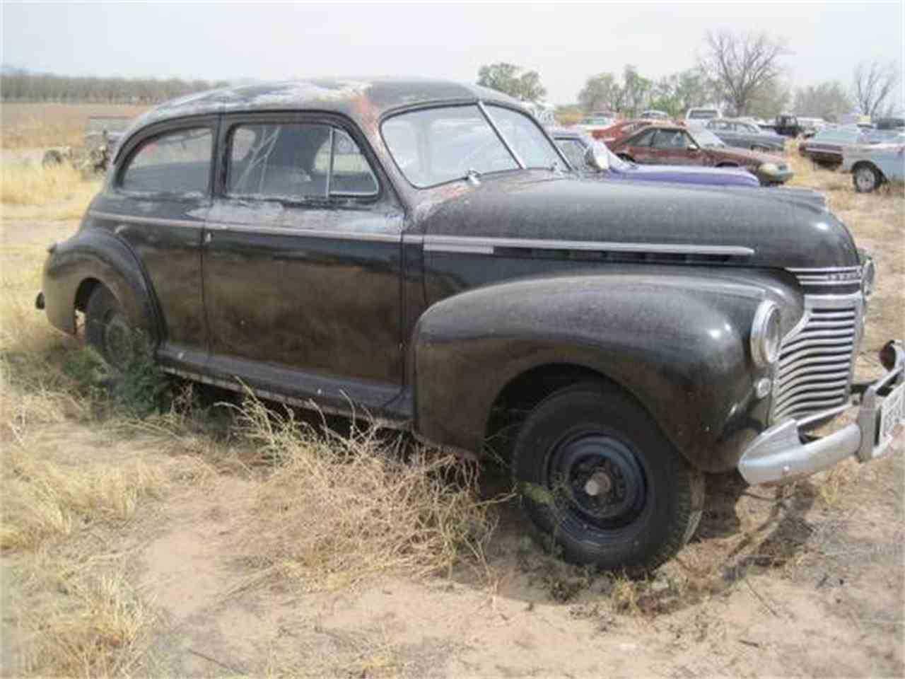 1941 Chevrolet Sedan For Sale In Cadillac Mi Plymouth Deluxe 2 Door