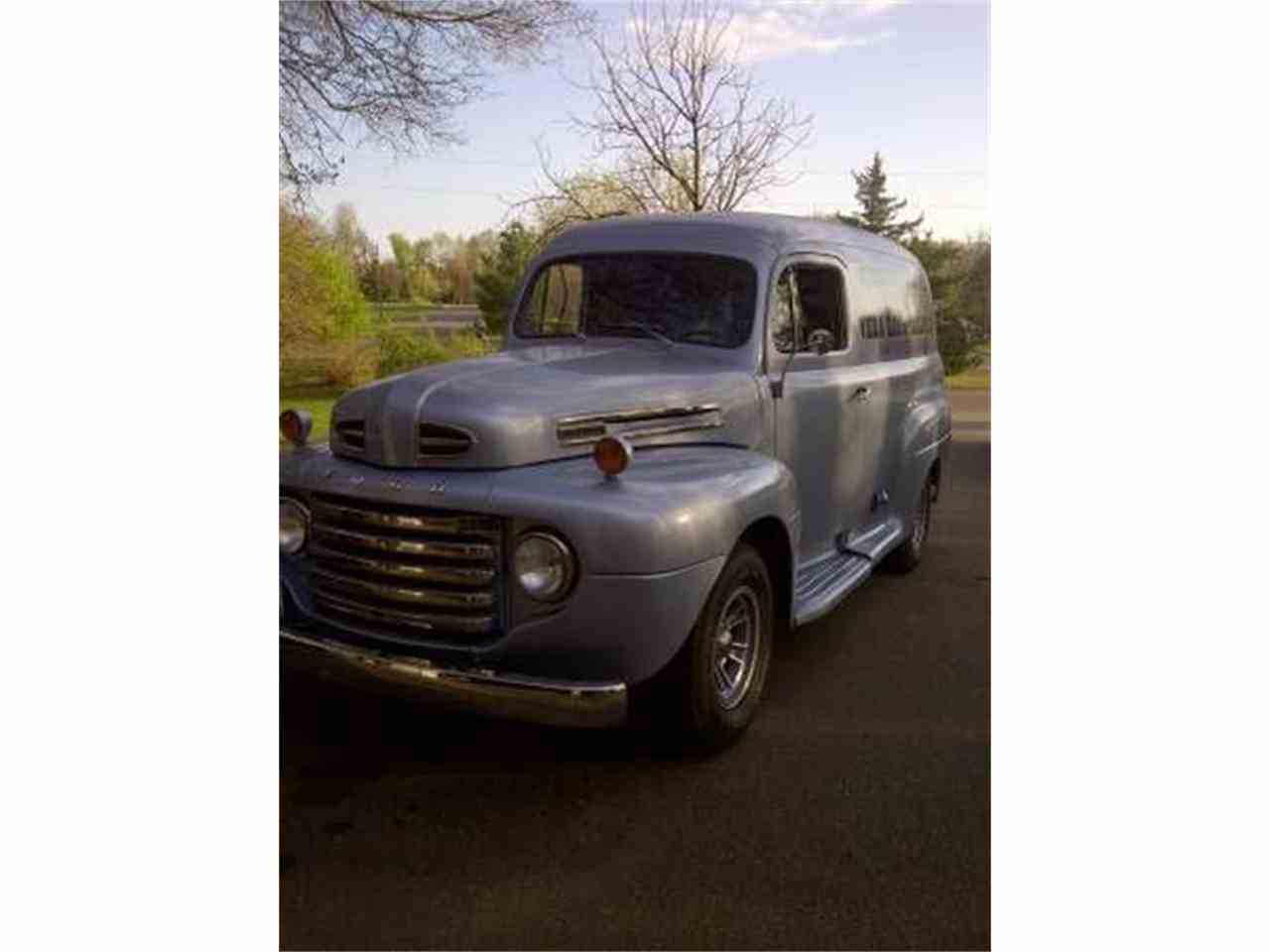 Ford Panel Truck For Sale In Downers Grove Il 1941 Delivery 1950