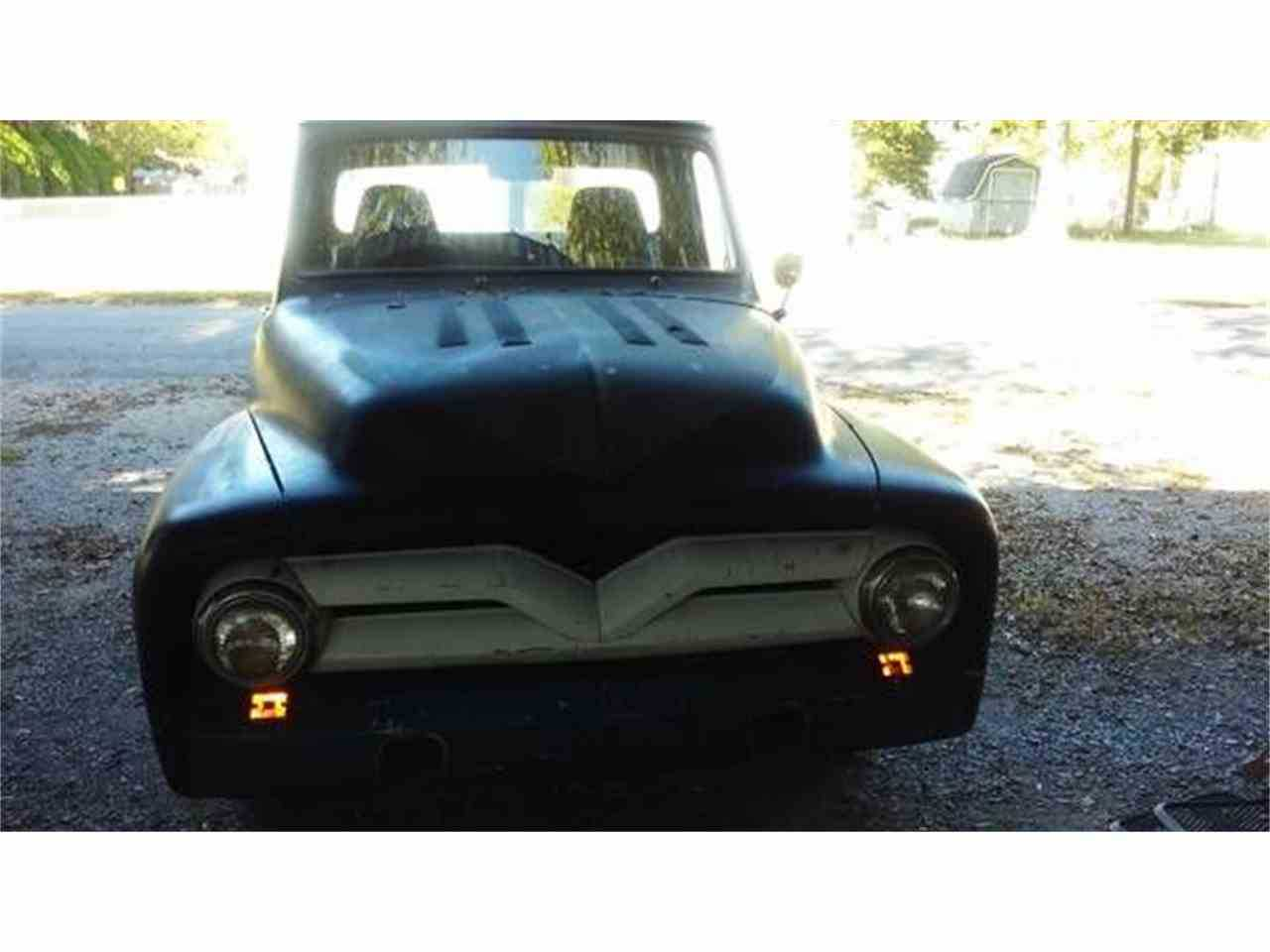 1955 Ford Rat Rod For Sale In Cadillac Mi F100 Hot