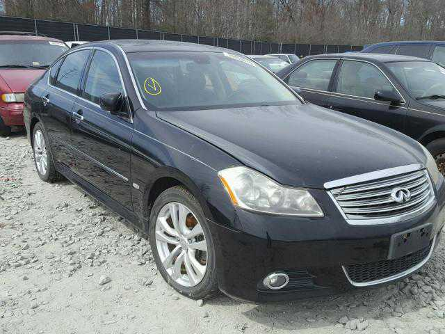 2008 Infiniti M45 For Sale In Waldorf Md Jnkby01f68m551055