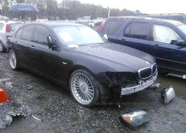 BMW ALPINA B For Sale In Yorktown VA WBAHLDT - 2007 bmw b7 alpina for sale