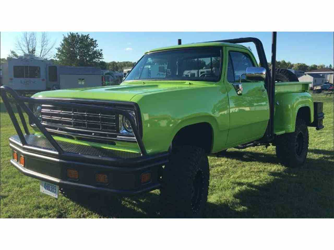 Used Dodge Power Wagon For Sale In Louisiana 1949 Stepside Truck 1978