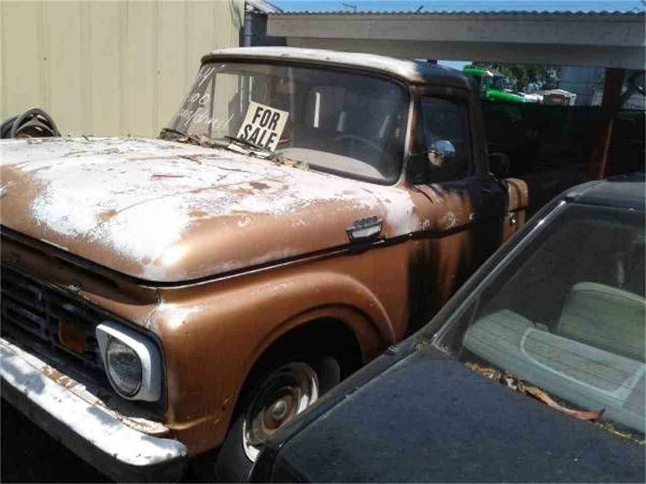 1964 Ford F100 For Sale In Missouri Pickup Truck